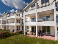 'Appartementhaus Victoria' - traumhaft zur Ostsee gelegen, B14 MEERESBUCHT - Haus Victoria - Terrass in Sassnitz auf Rügen - kleines Detailbild