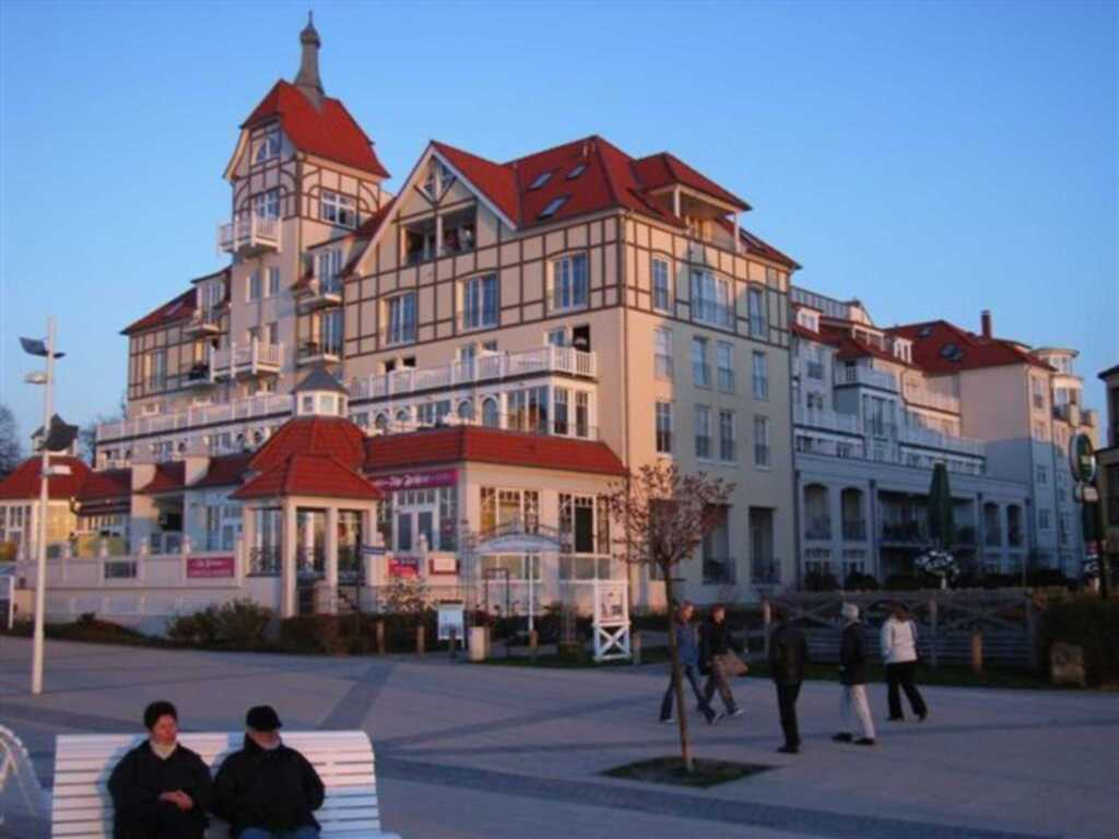 Appartementhaus 'Meeresblick', (118) 2- Raum- Appa