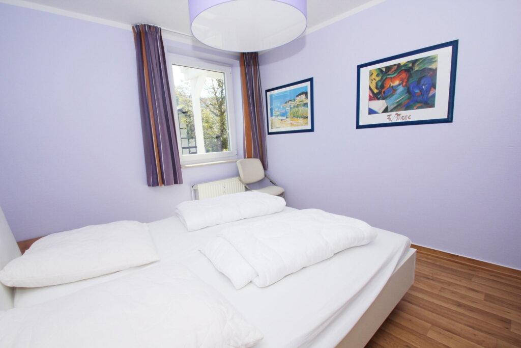 Strandresidenz Brandenburg, D 14: 44 m², 2-Raum, 4