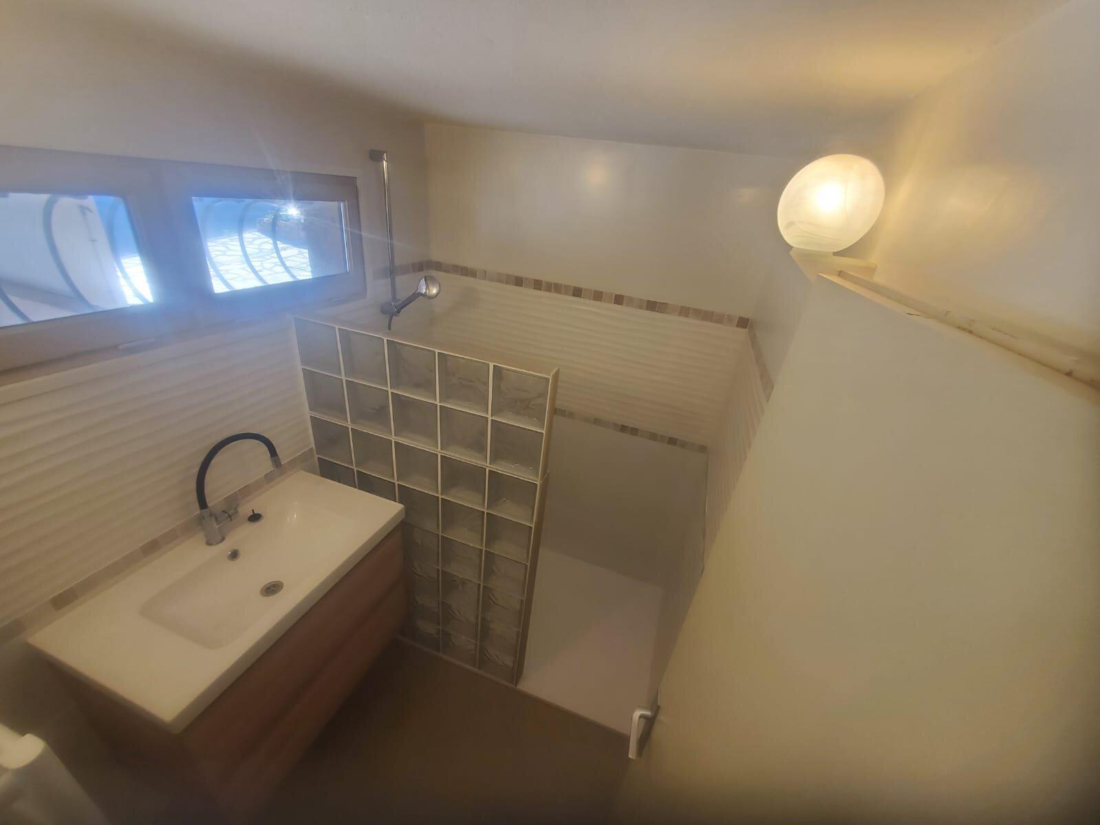 Wohnzimmer annex balkon