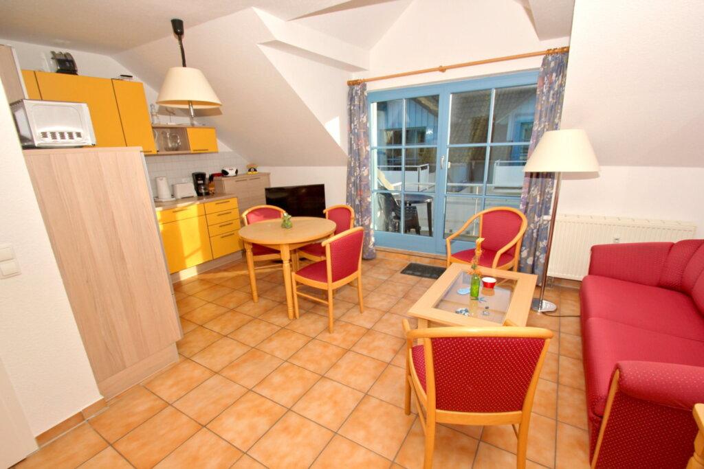 Ferienresidenz Kap Arkona, C 23: 56 m², 3-Raum, 4