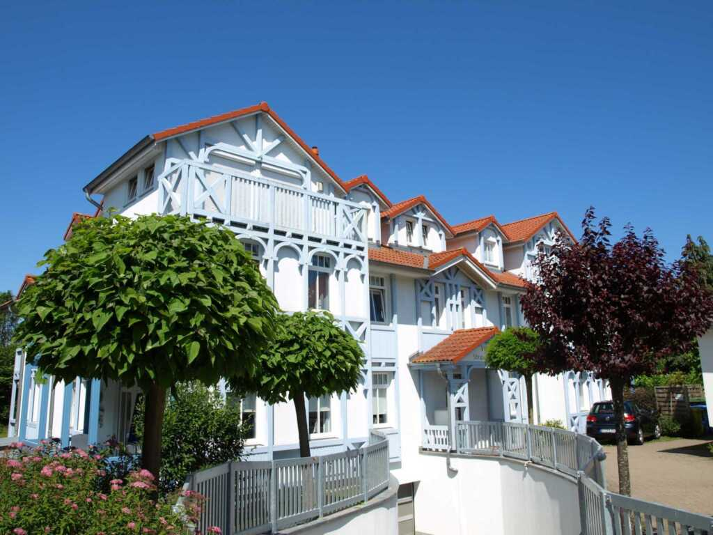Villa Strandbrise Whg. SF-04 ., Strandstr. 18b Whg