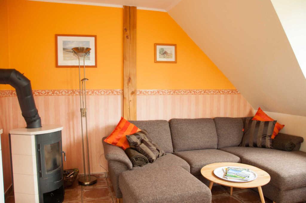 Landhaus am Deich, Nr. 4 Appartement mit Kamin