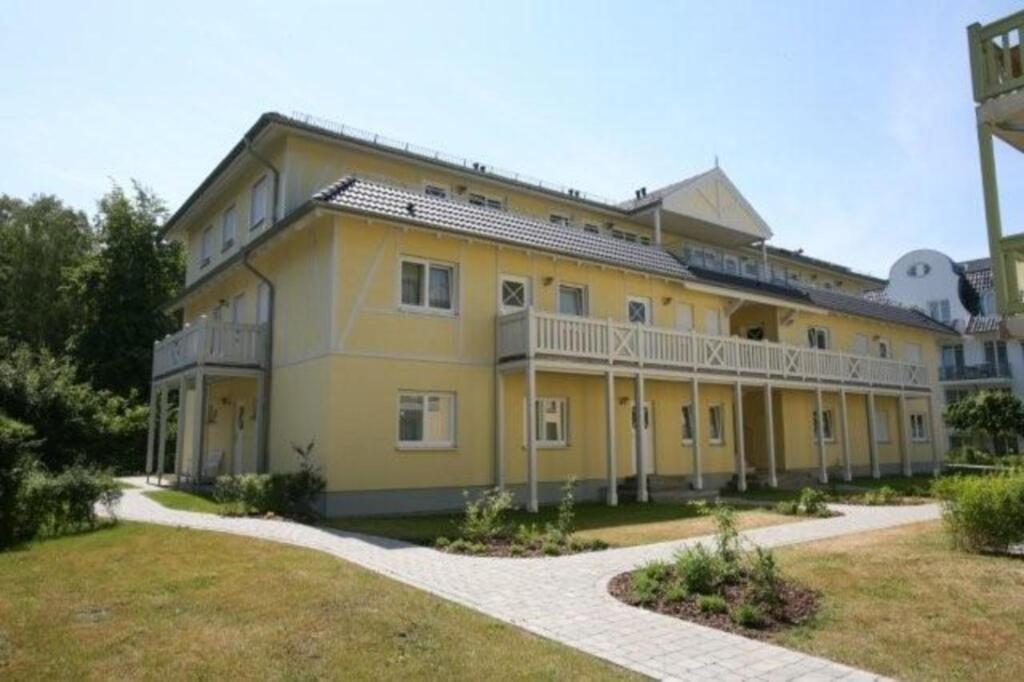 Appartmenthaus 'Villa Laura', (213) 2-Raum- Appart