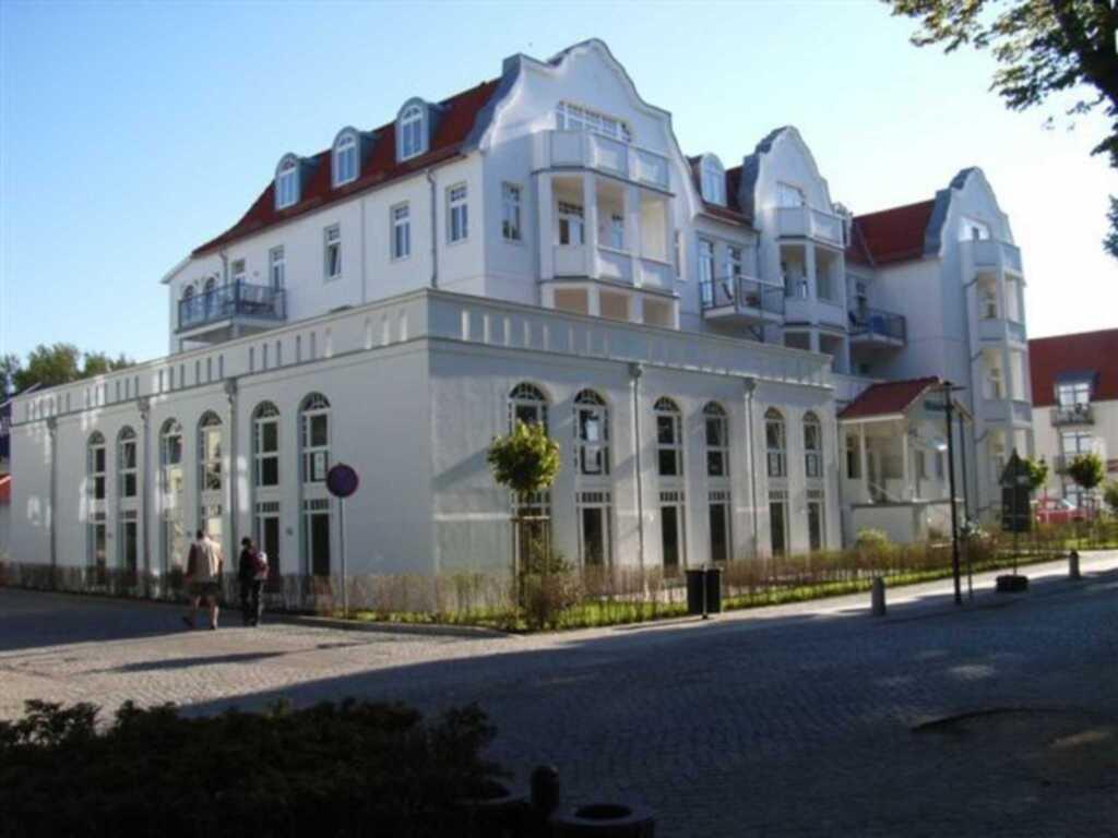 Appartmenthaus 'Miramare', (181) 3- Raum- Appartem