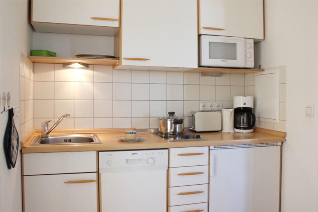 Appartementhaus 'Waldhaus', (150) 3- Raum- Apparte