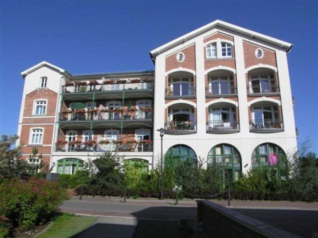 Appartementhaus 'Waldhaus', (150-2) 2- Raum- Appar