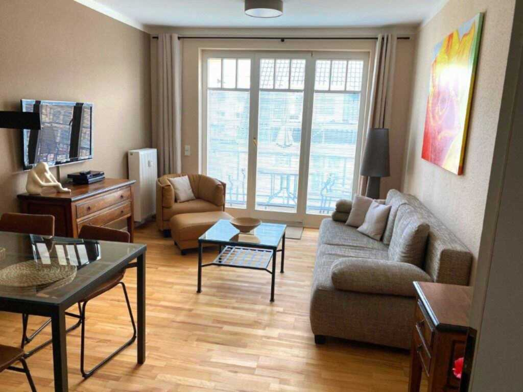 Appartement 'D�nenstra�e', (67) 2- Raum- Apparteme