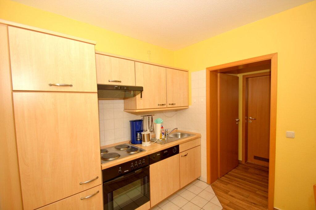 Strandresidenz Brandenburg, B 22: 42 m², 2-Raum, 3
