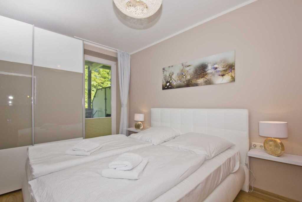 Strandresidenz Brandenburg, D 24: 41 m², 2-Raum, 4