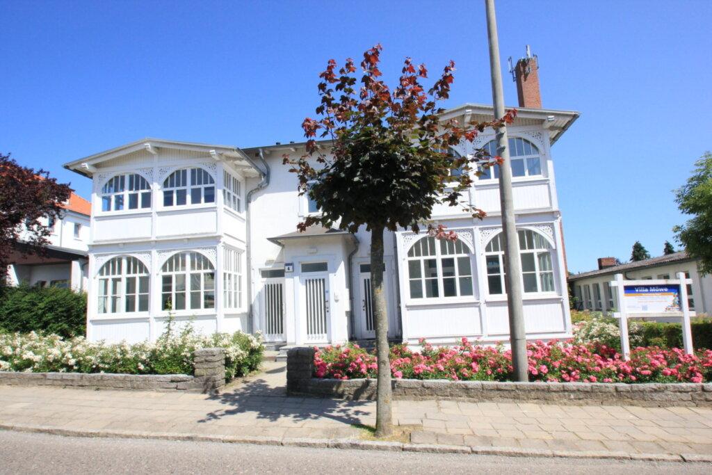 Villa Möwe, B 06: 70 m², 3-Raum, 4 Pers., Veranda