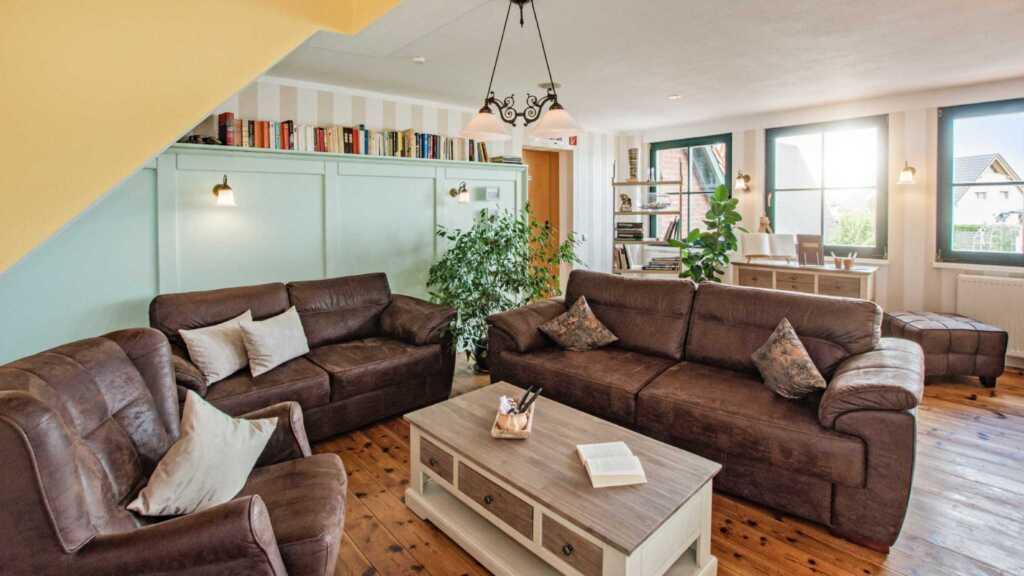 HOTELgarni NUSSBAUMHOF ***, 4-Raum-Ferienwohnung