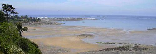 Küste bei Etables sur mer