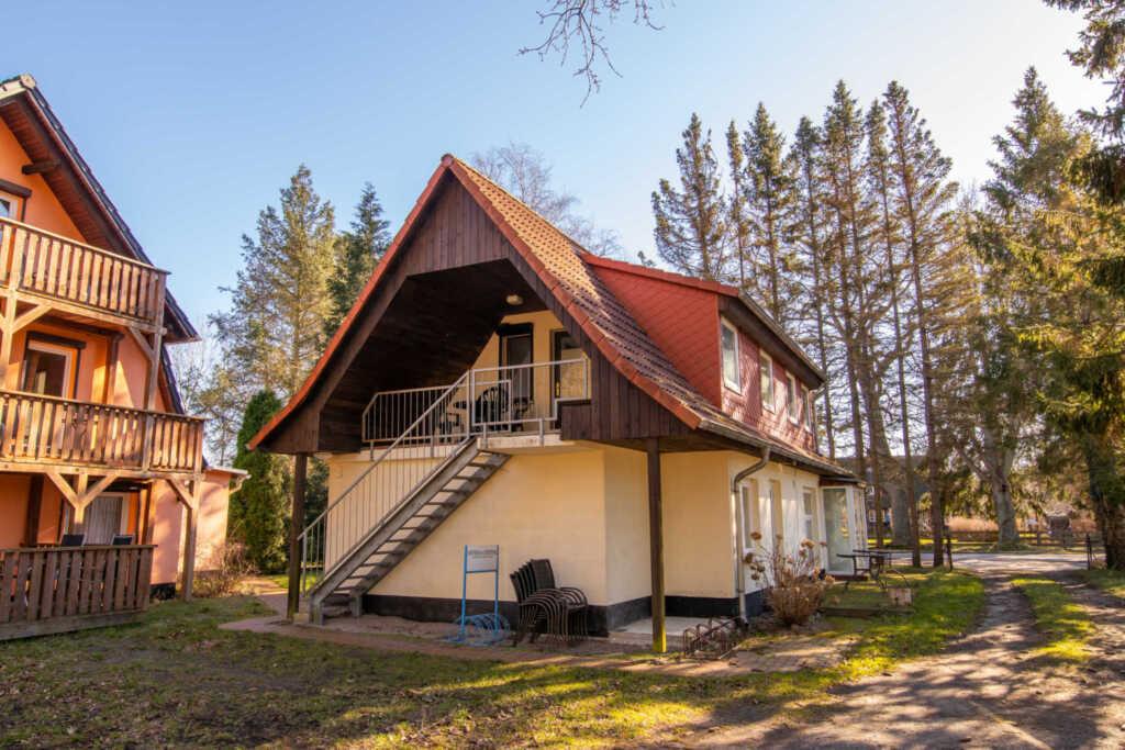 Pension in Prerow, Z 04 - Doppelzimmer mit Balkon