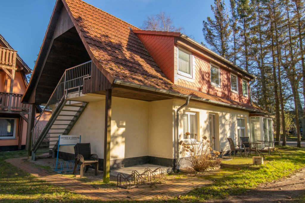 Pension in Prerow, 08 - Ferienwohnung