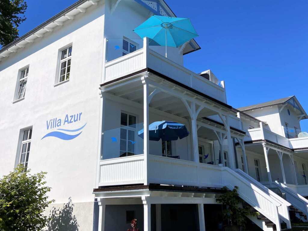 Villa Azur WE18149, 2-Zimmer Komfort Meerblick W