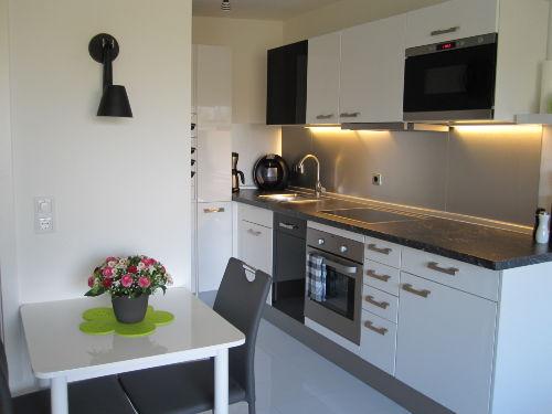 Eine Küche, wie zu Hause