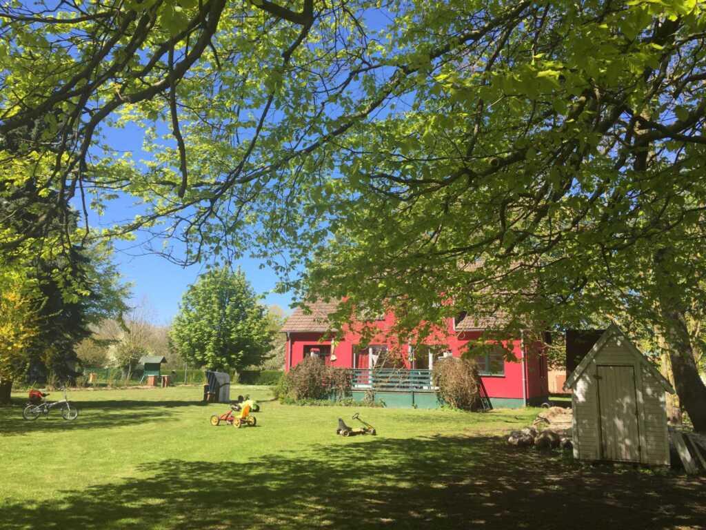 Ferien im alten Gutspark Schwarbe - Bungalow, Bung