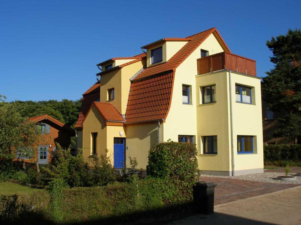 Ferienwohnung Schubert Zinnowitz, Schubert 3-Räume