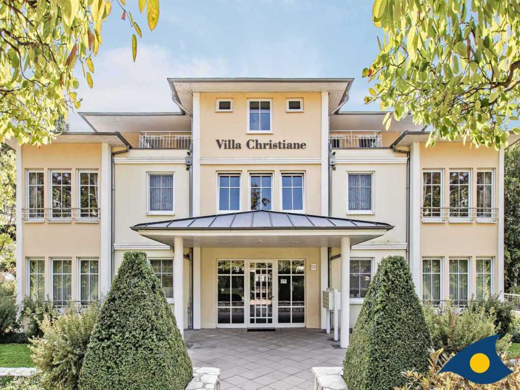 Villen am Goethepark, Haus Christiane, Whg. 08, VG