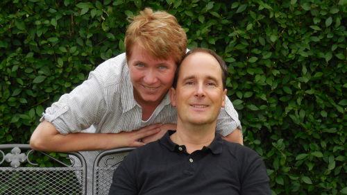 Kerstin Meurer und Axel Neumann
