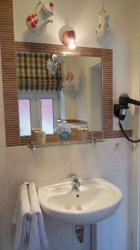 neues modernes Badezimmer