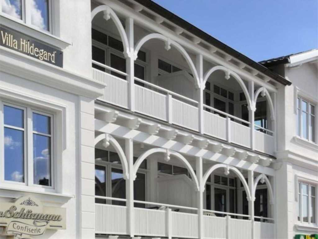 Villa Hildegard (VH) bei c a l l s e n - appartem
