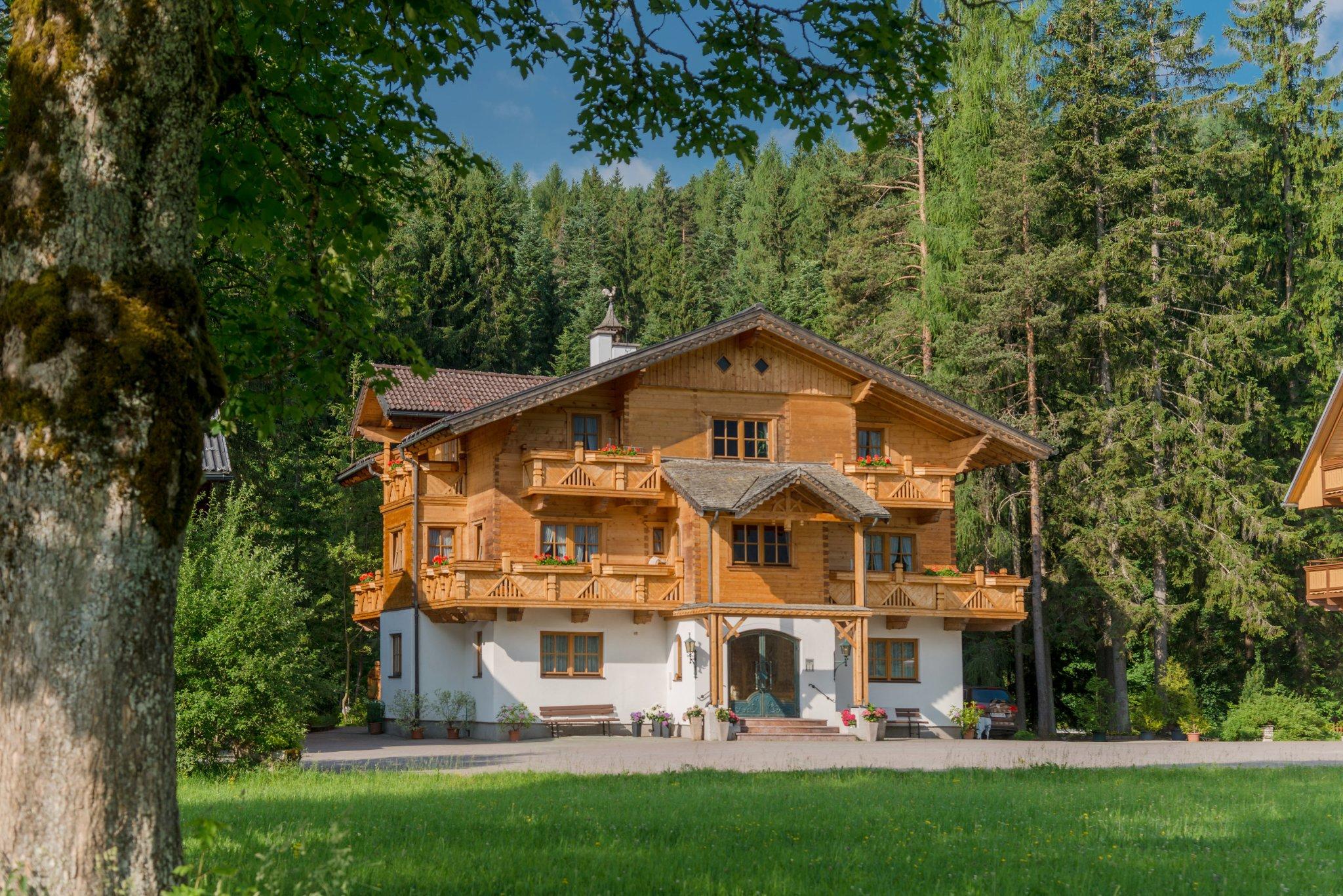 Charmantes 4*Sterne Bio-Holzhaus Heimat