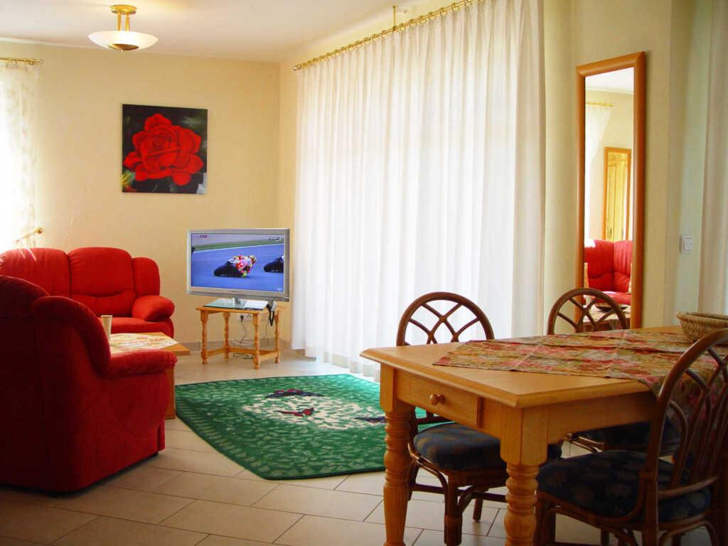 Ferienhaus Maiglöckchen Strandnah, 1 Raum-Wohnun