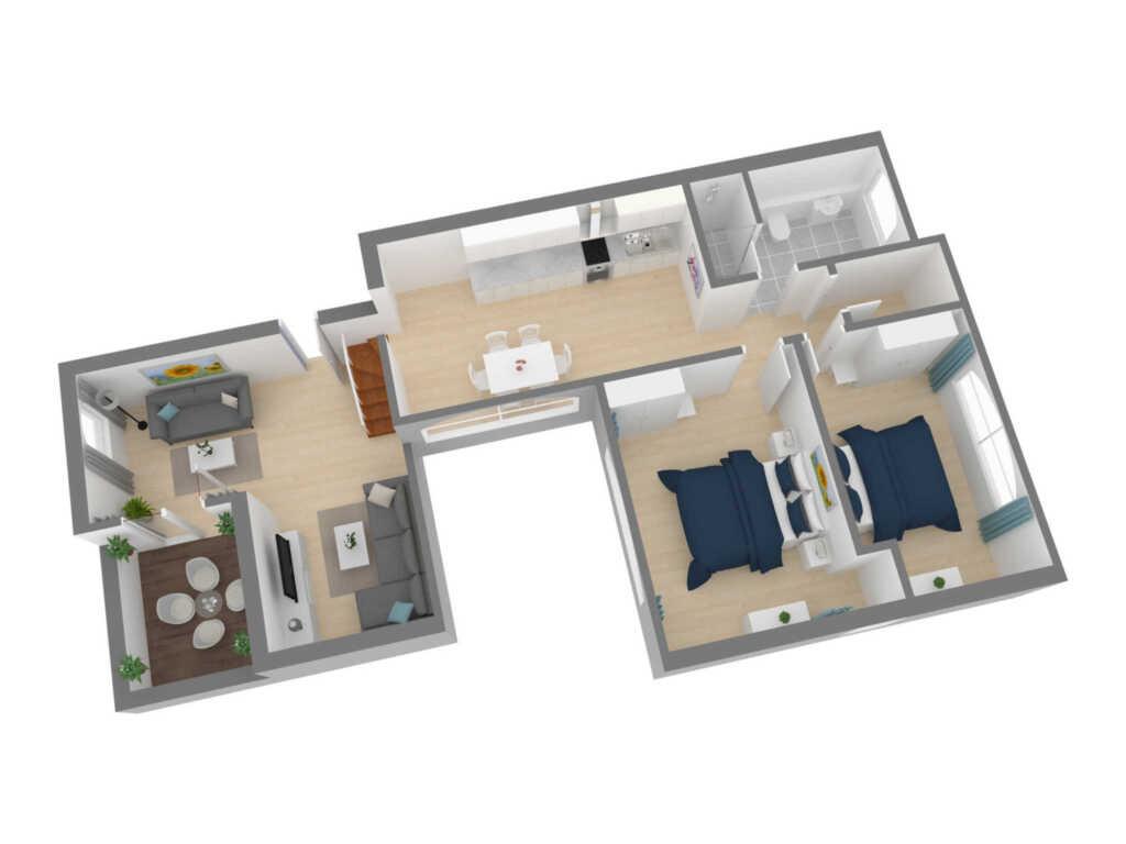 Appartementhaus Ostseebad Sellin, Ferienappartemen