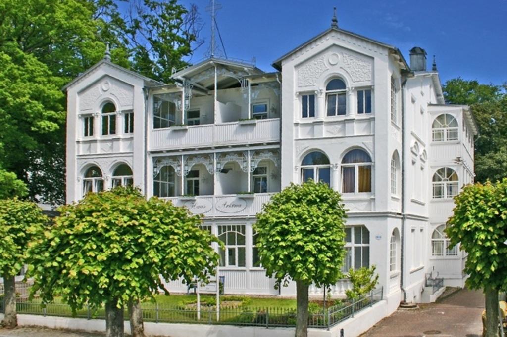 Appartementhaus im Ostseebad Sellin, T3 Ferienappa