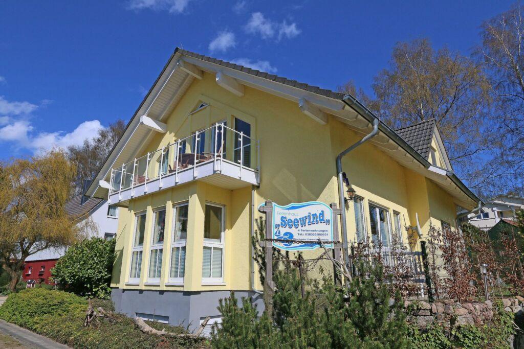 F.01 Haus Seewind - Ostseebad Göhren, Appartement