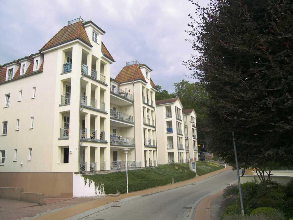Villa 'Margot', Whg Bernstein, 80 m zum Strand, Fe