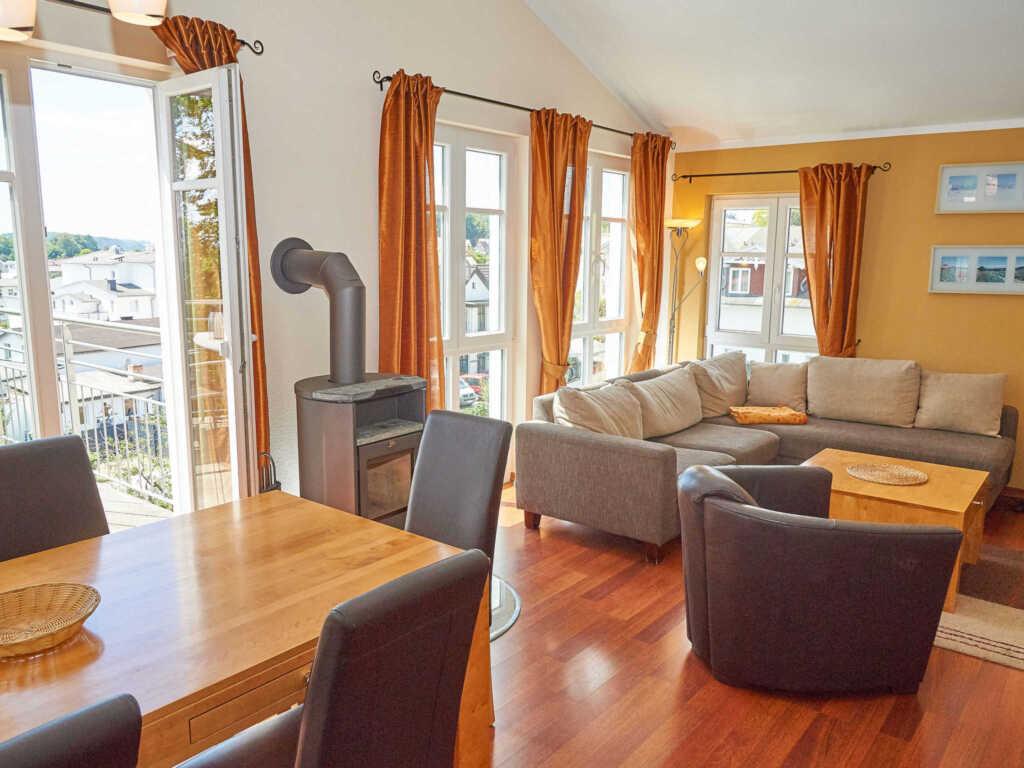 Villa Sommerwind F 583 WG 01 mit Dachterrasse + Sa