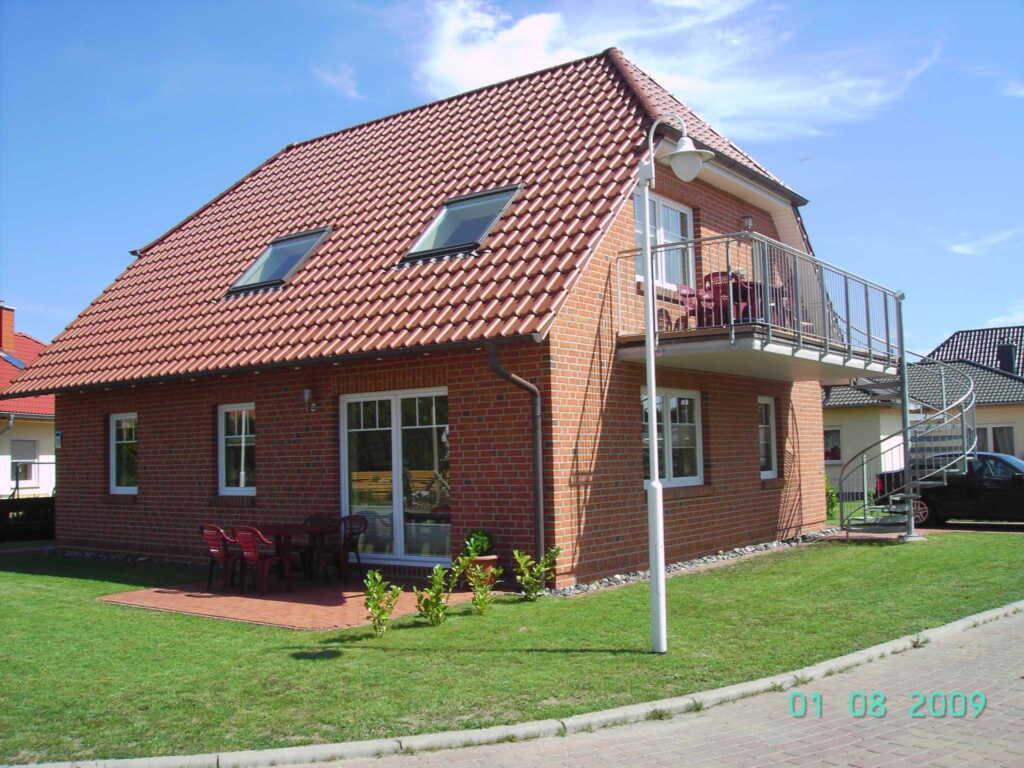 A.01 Haus am Deich, Fewo am Deich mit Balkon