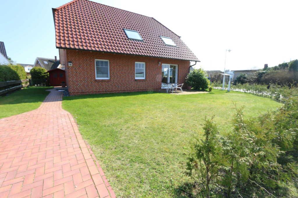 A.01 Haus am Deich, Fewo am Deich mit Terrasse