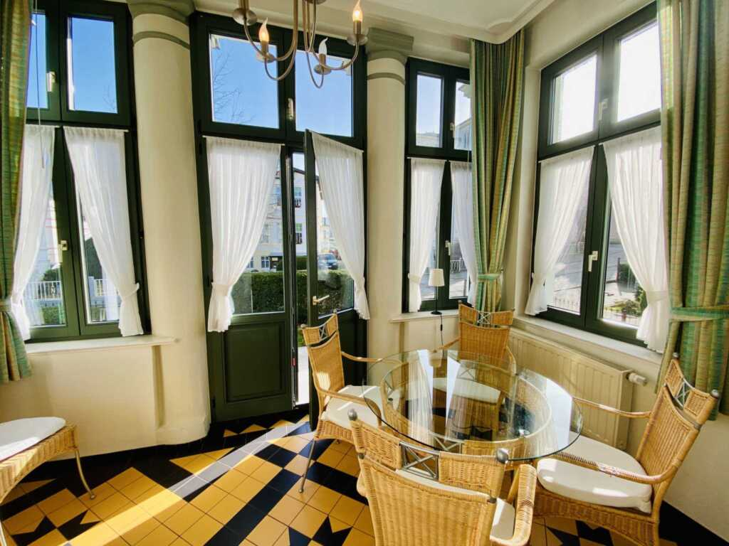 Villa Donatus 2 Raum, D 2 Sandburg (im EG)