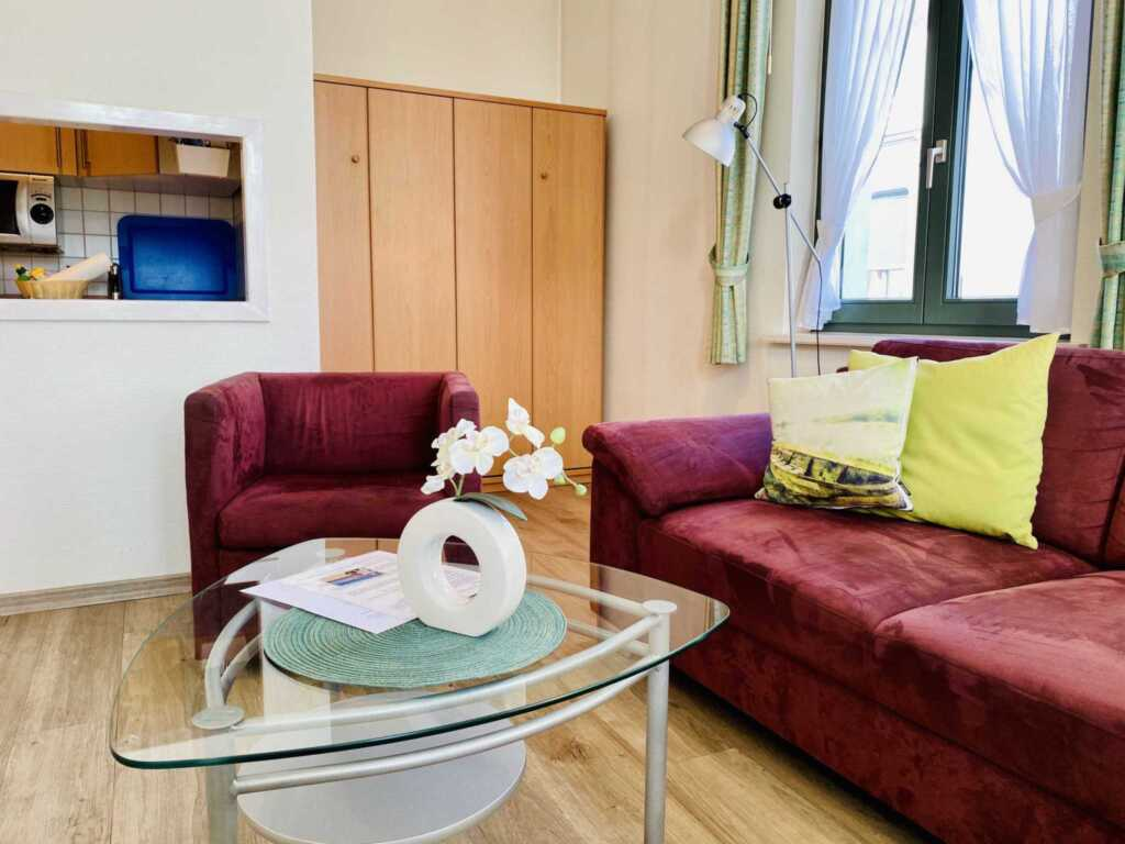 Villa Donatus 2 Raum, D 4 Strandkorb (im 1.OG)