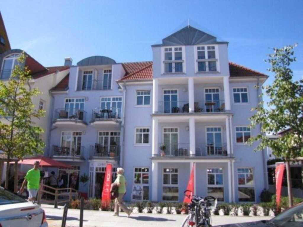 Appartementhaus 'Strandburg', (251) 2- Raum- Appar