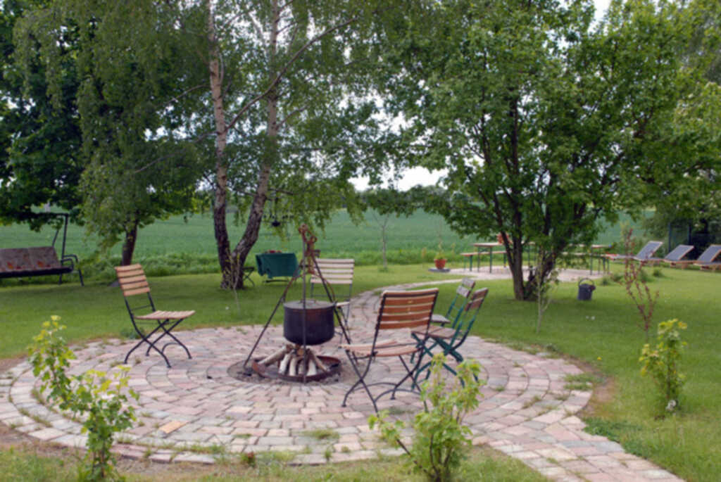 Ferienwohnungen am Poltenbusch, Ferienwohnung Groß