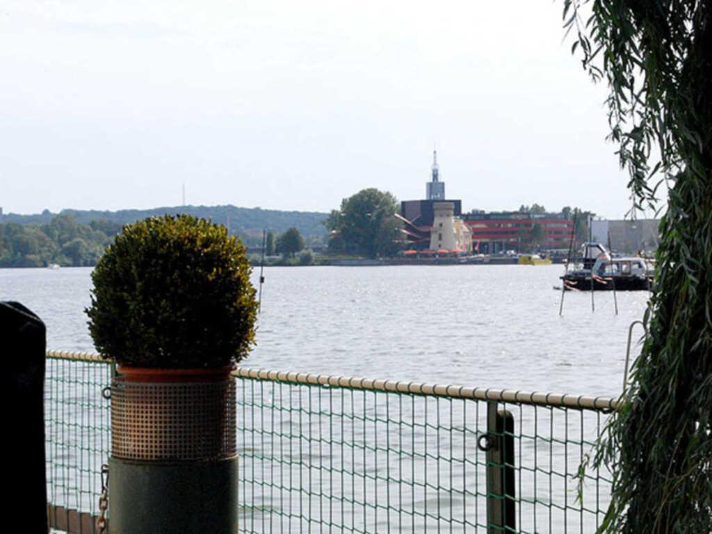 Potsdam: Schiffspension 'Luise', Kaj�te