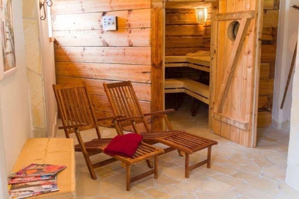 Ferienwohnungen am Poltenbusch, Bikerzimmer