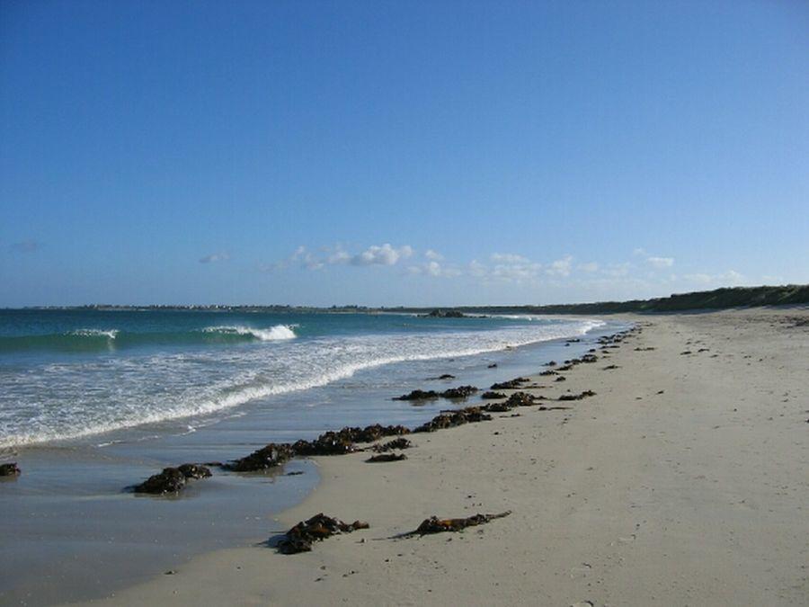 Strand und Dünen Keremma