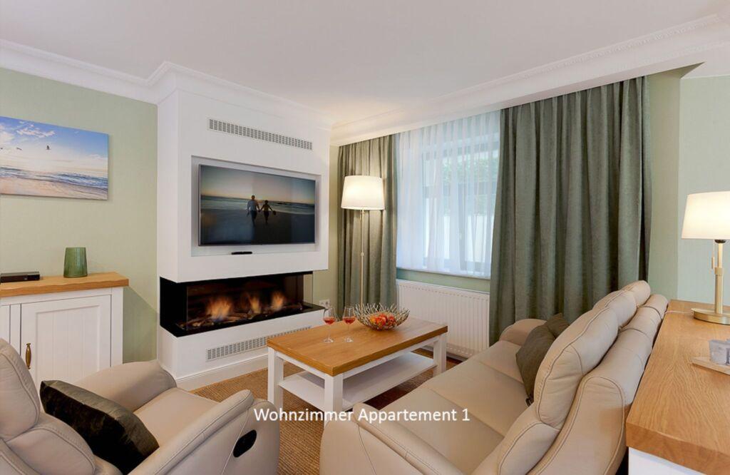 villa waldschloss 06 1r 2 in bansin seebad. Black Bedroom Furniture Sets. Home Design Ideas