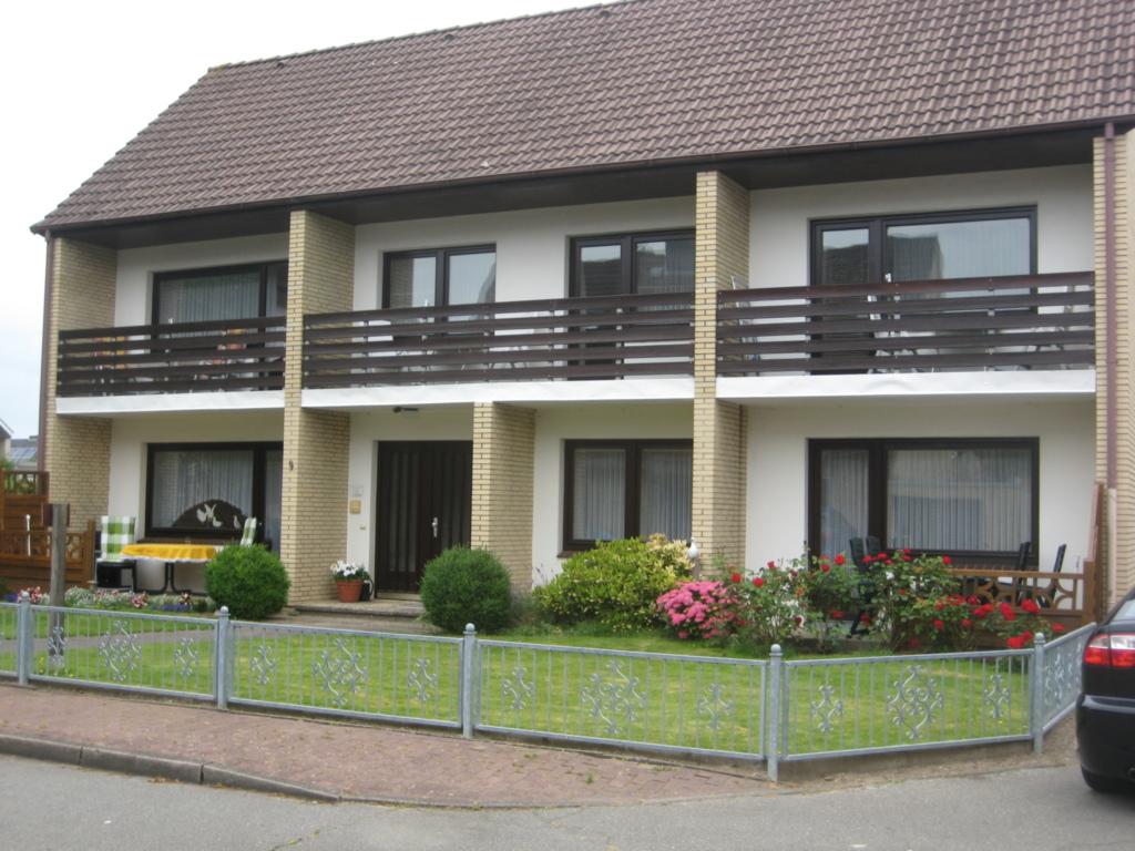BUE - Hamann Appartements, 01 1-Raum Balk