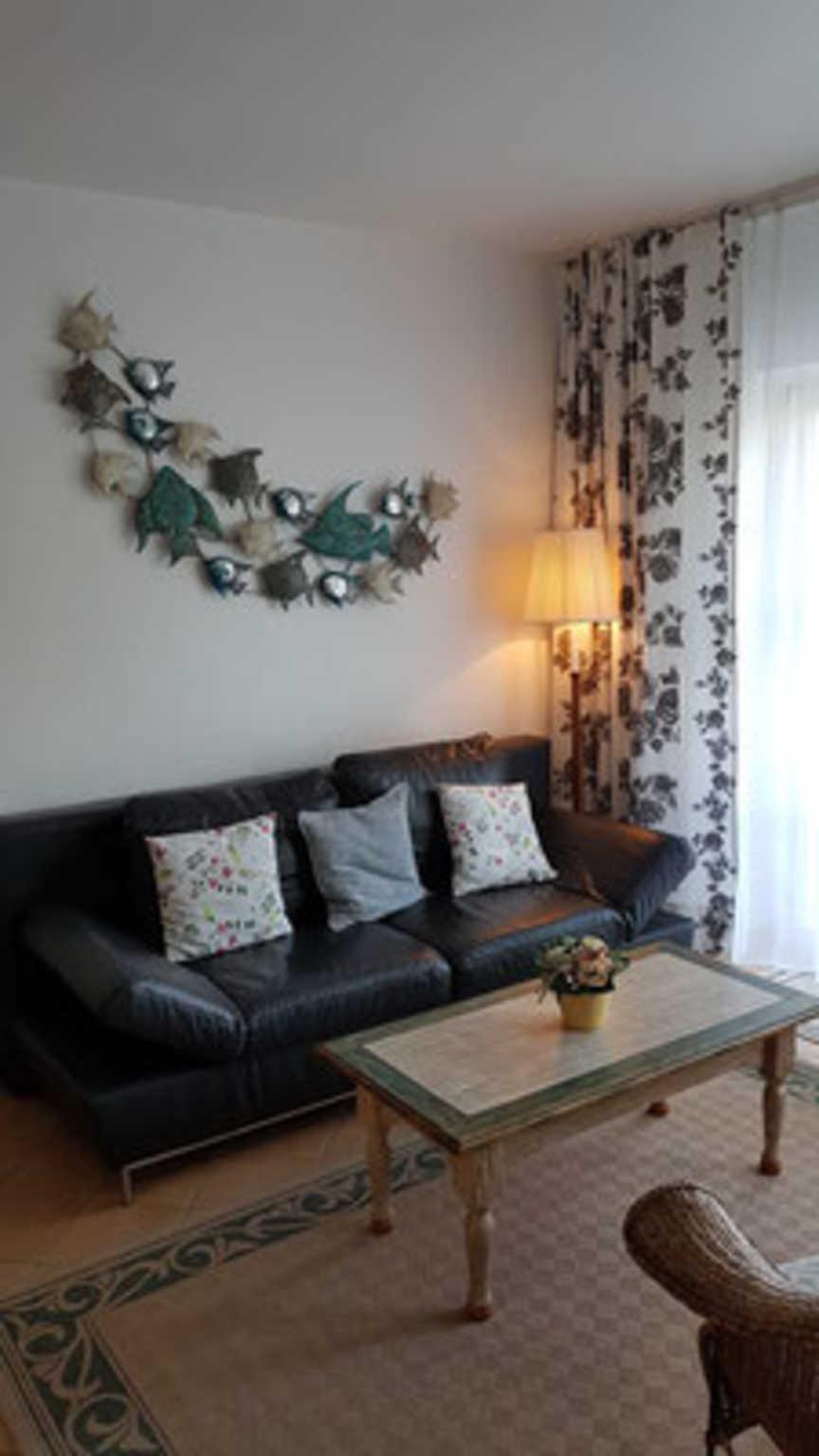 Haus Quisisana -Ferienwohnung 45190, 2 Raum Whg. 1