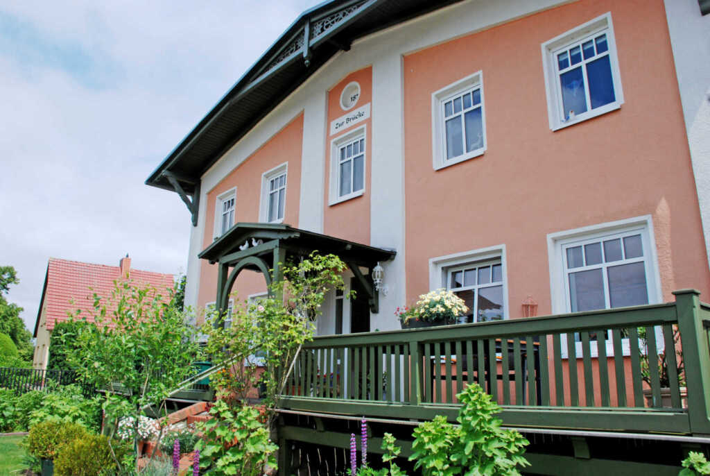 Appartementhaus Zur Brücke, Ferienappartement Mohn