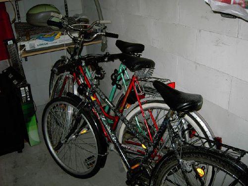 4 gute Fahrräder - kostenlose Nutzung