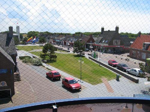 Ort vom Balkon