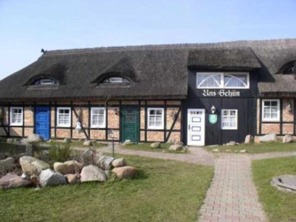 Ferienhaus 'Uns Schün', A